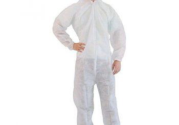 الزي الموحد ملابس طبية للاستعمال مرة واحدة بدلة طبية واقية