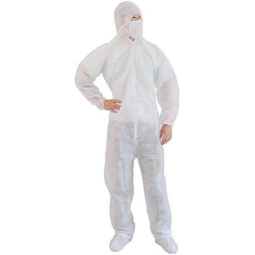 ملابس طبية للاستعمال مرة واحدة بدلة طبية واقية
